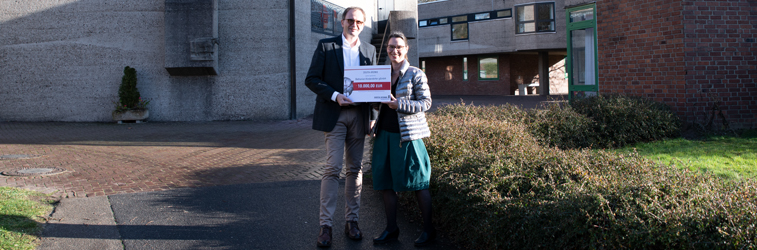 DEUTA donates for Bethanien Children´s Village (Bethanien Kinderdorf Refrath)