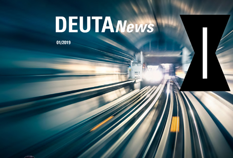 DEUTA News - Odometry and Speed & Distance Unit